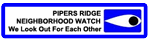 Pipers Ridge Neighborhood Watch