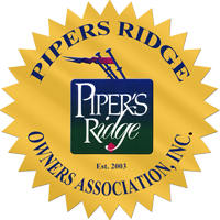 Pipers Ridge Owners Association, Inc.